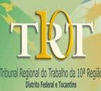 CONVÊNIO TRT 10a REGIÃO