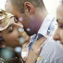 beijos no Carnaval